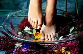 как убрать неприятный запах ног3