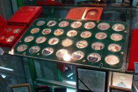 Инвестиции в монеты из драгоценных металлов3