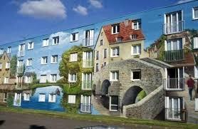 Роспись фасадов домов3