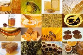 Мёд и продукты пчеловодства.