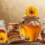 Мёд и продукты пчеловодства2