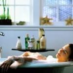 Используем ванну с содой для похудения